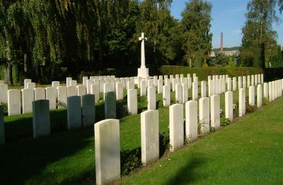 Commonwealth War Graves Aabenraa
