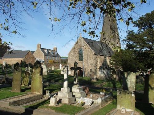 Oorlogsgraven van het Gemenebest St. Clement Churchyard