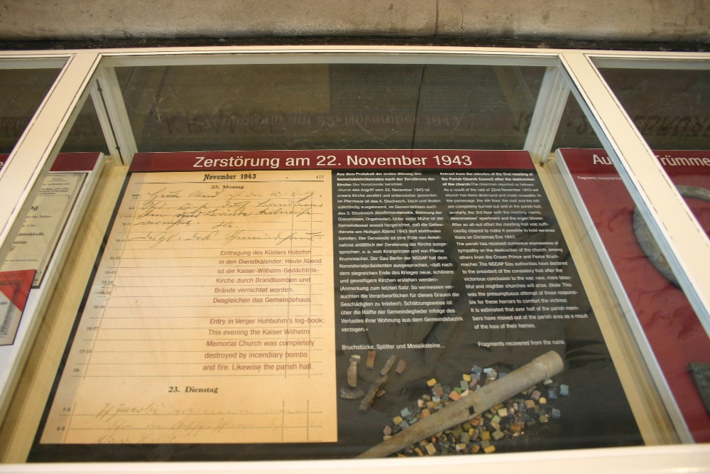 Kaiser-Wilhelm-Gedächtniskirche Berlijn