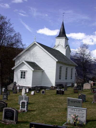 Commonwealth War Grave Overdalen
