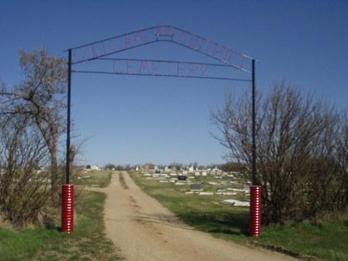Commonwealth War Graves Gull Lake Cemetery