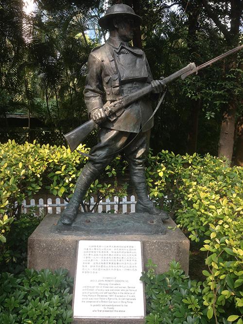 John Robert Osborn Memorial