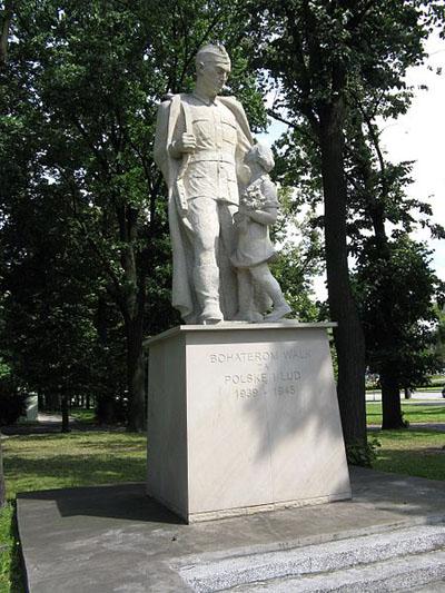 Monument Poolse Volksleger