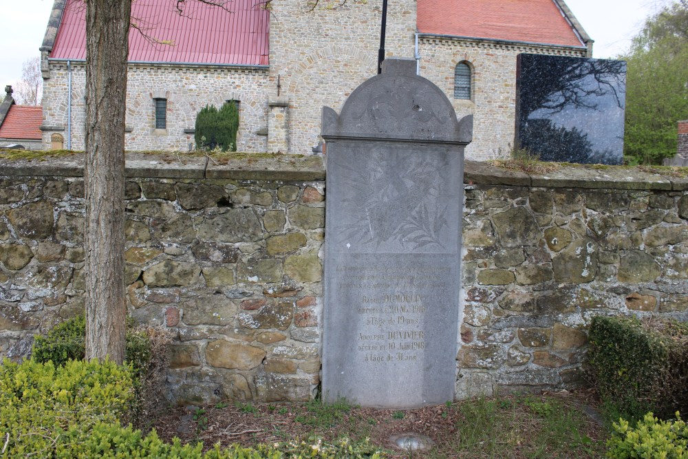 War Memorial Aubechies