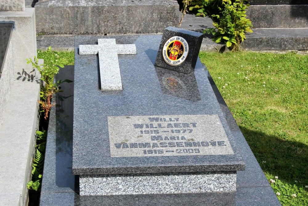 Veteran War Graves Leke