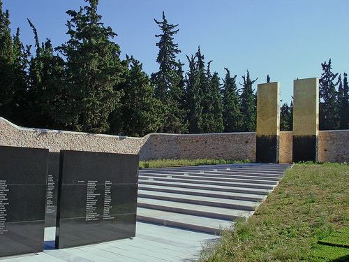 National Resistance Memorial Kaisariani