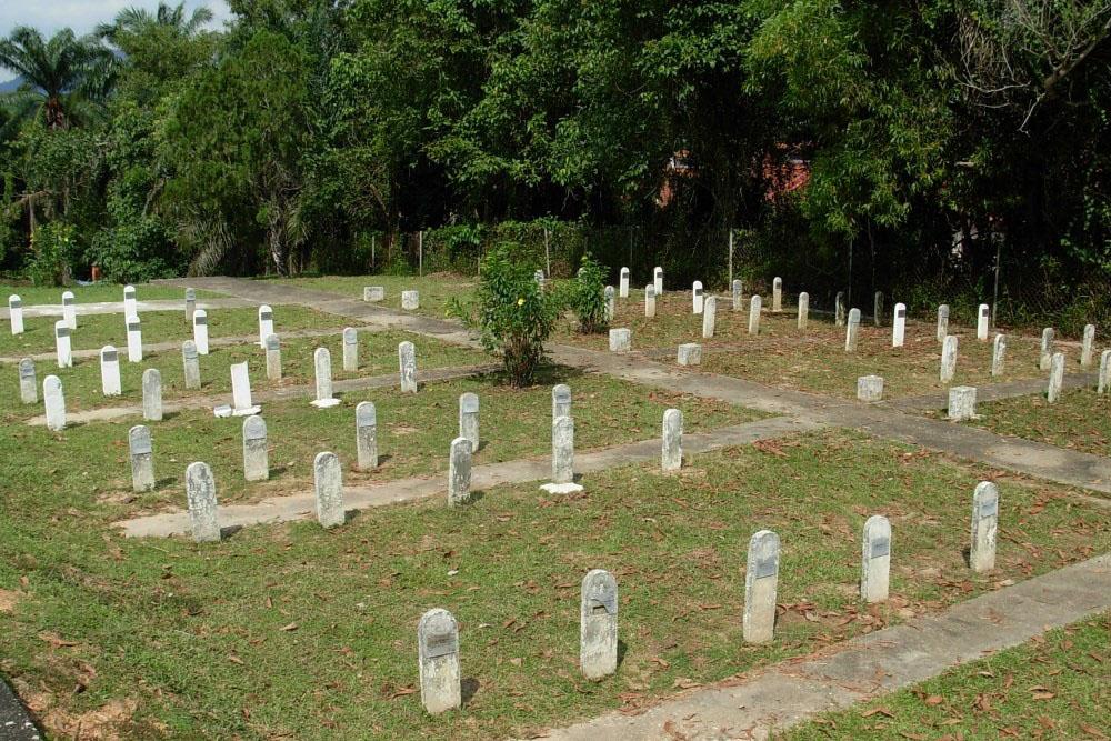 Kluang Gurkha Cemetery