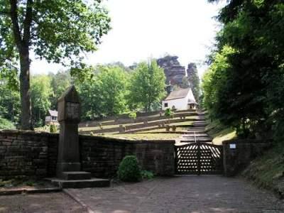 German War Cemetery Dahn