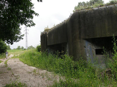 Benešova Line - Heavy Casemate B-S 4