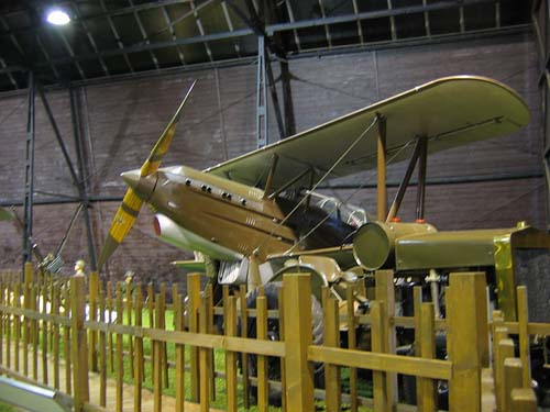 Aviation Museum Prague-Kbely