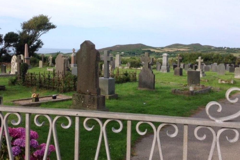 Commonwealth War Graves Fishguard Church Cemetery