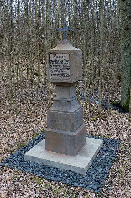 Cemetery of Military Hospital Bildhausen