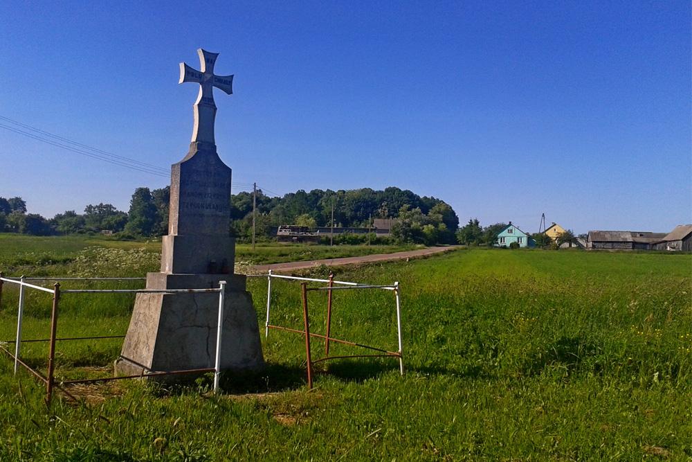 Monument Poolse Ulanen