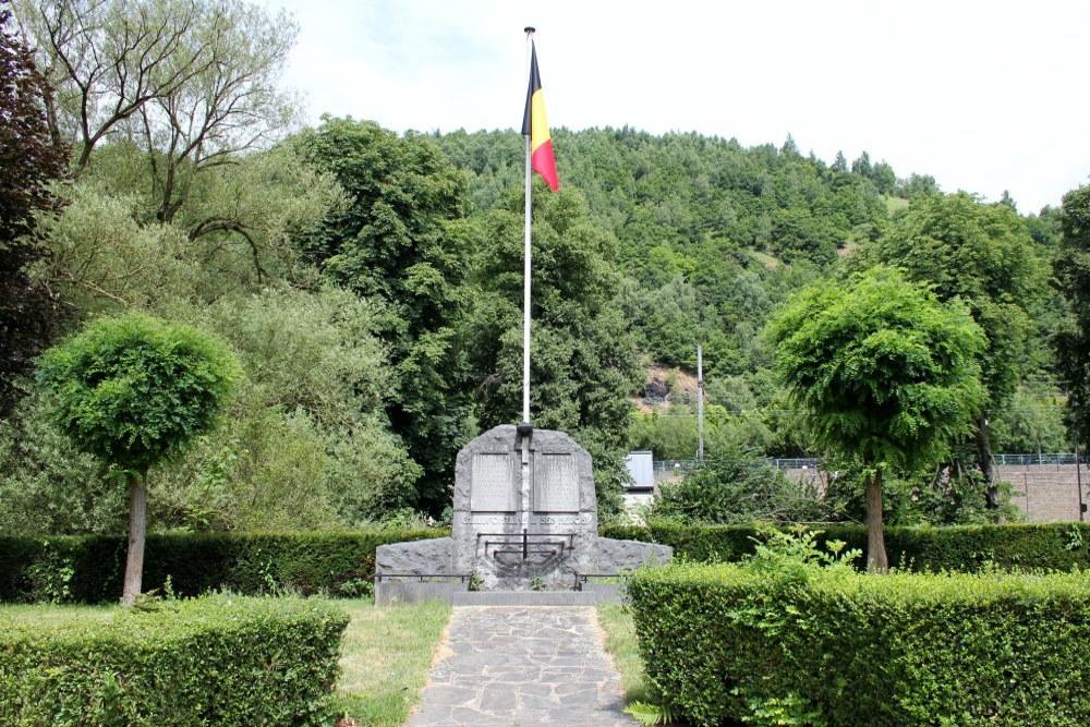 War Memorial Chaudfontaine