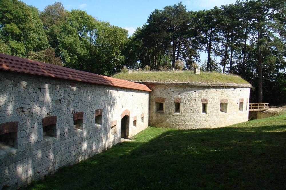 Bundesfestung Ulm - Fort Safranberg