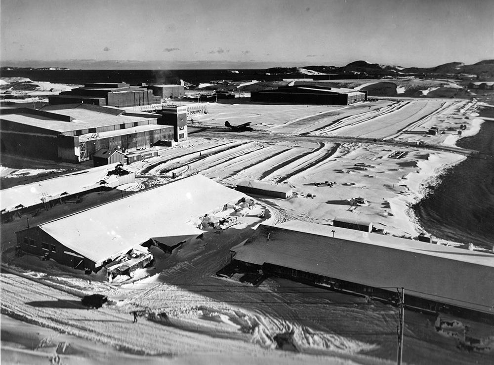 Kodiak Naval Air Station (NAS Kodiak)