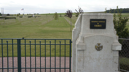French War Cemetery Cormicy