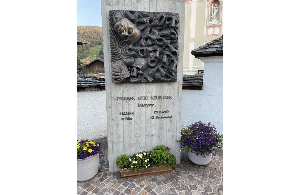 Monument Otto Neururer