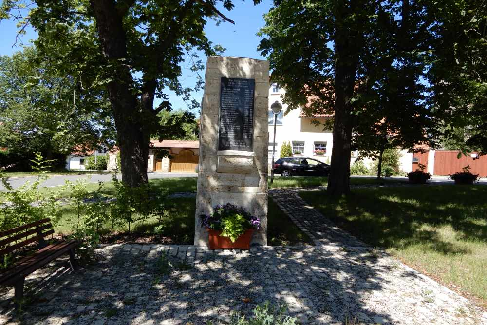 War Memorial Elxleben