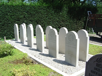 Dutch War Graves Sliedrecht
