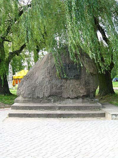 Monument Vermoorde Inwoners Łapy