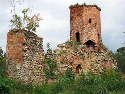 Kasteel Georgenburg (Voormalig POW Doorvoerkamp 445)