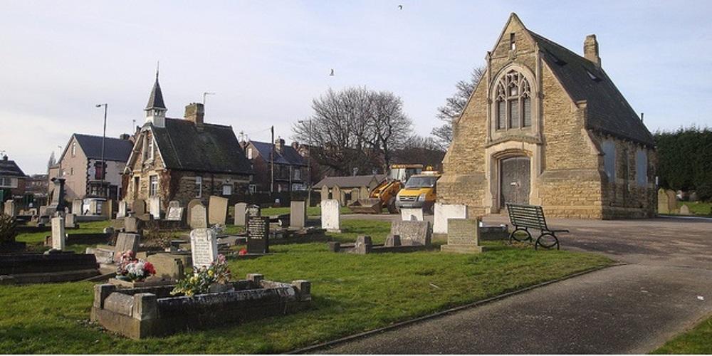 Oorlogsgraven van het Gemenebest Intake Village Cemetery