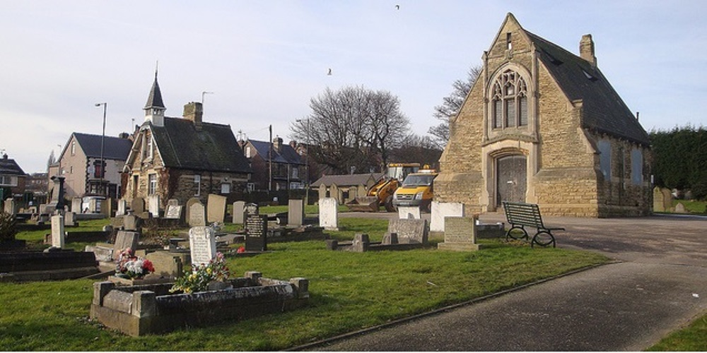 Commonwealth War Graves Intake Village Cemetery