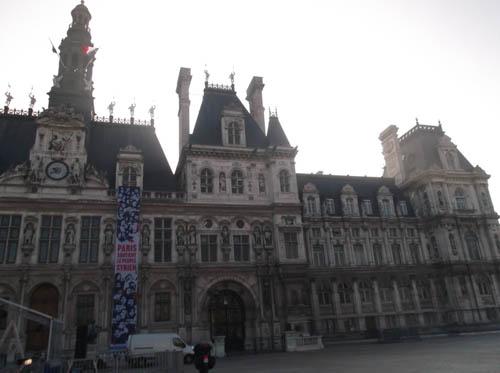 City Hall Paris
