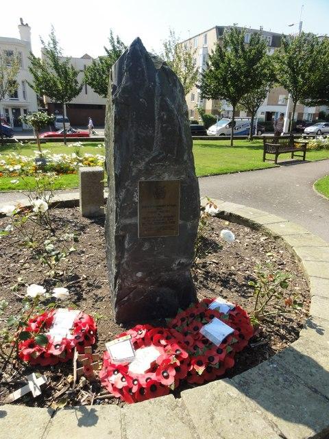 Remembrance Garden Folkestone