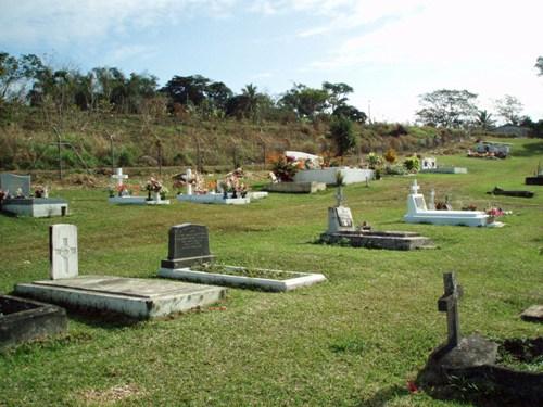 Commonwealth War Graves Port Vila