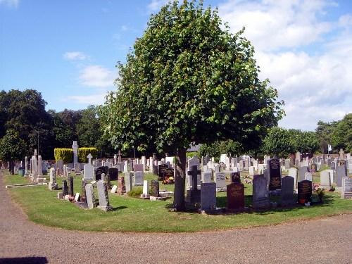 Oorlogsgraven van het Gemenebest North Berwick Cemetery
