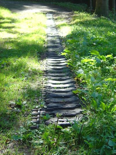 Sherman Tank Track Kall Trail