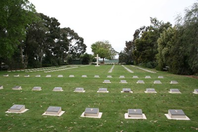 German War Cemetery Tatura