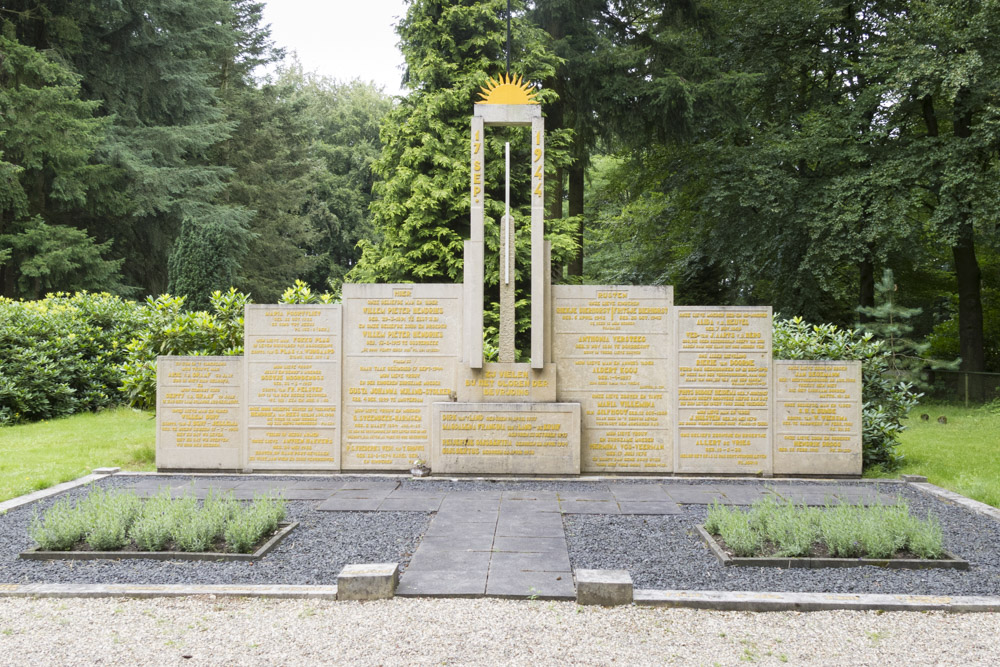 Monument Omgekomen Bewoners Psychiatrische Inrichting (B)