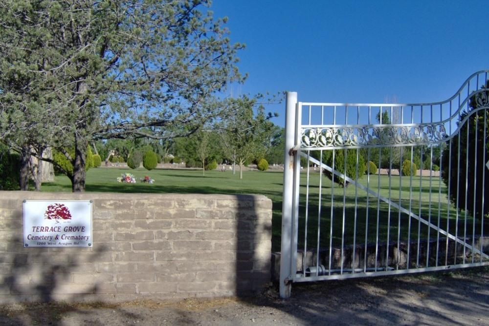 Amerikaanse Oorlogsgraven Terrace Grove Cemetery