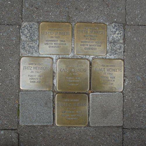 Stolpersteine Hafenstraße 4