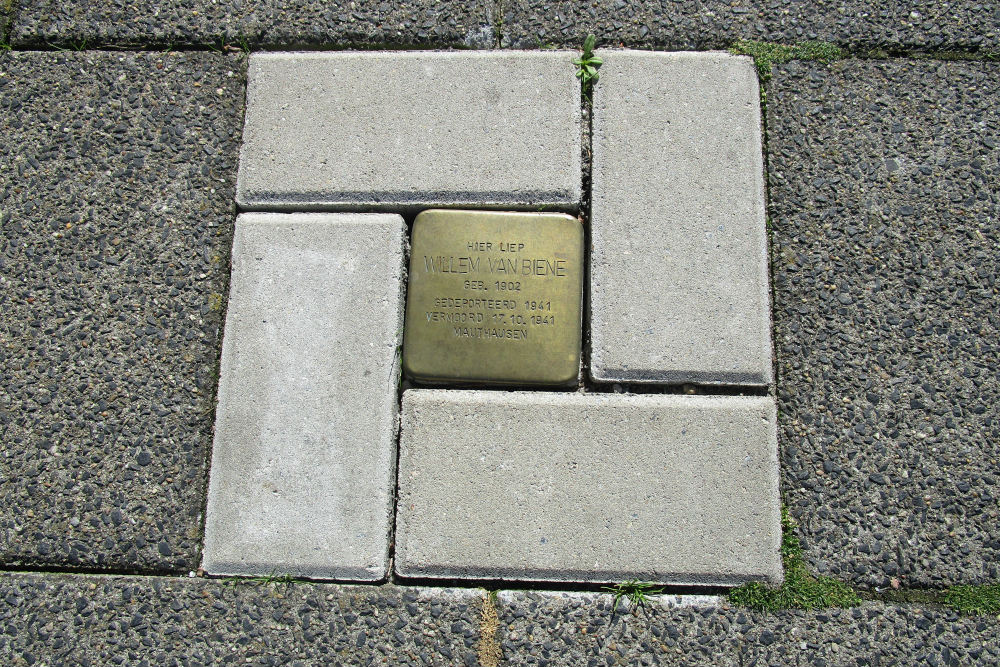 Stolperstein Kerkweg