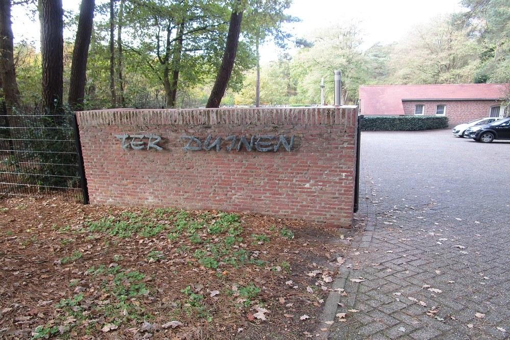 Nederlands Eregraf voor het 4e Compagnie, 3e Grensbataljon