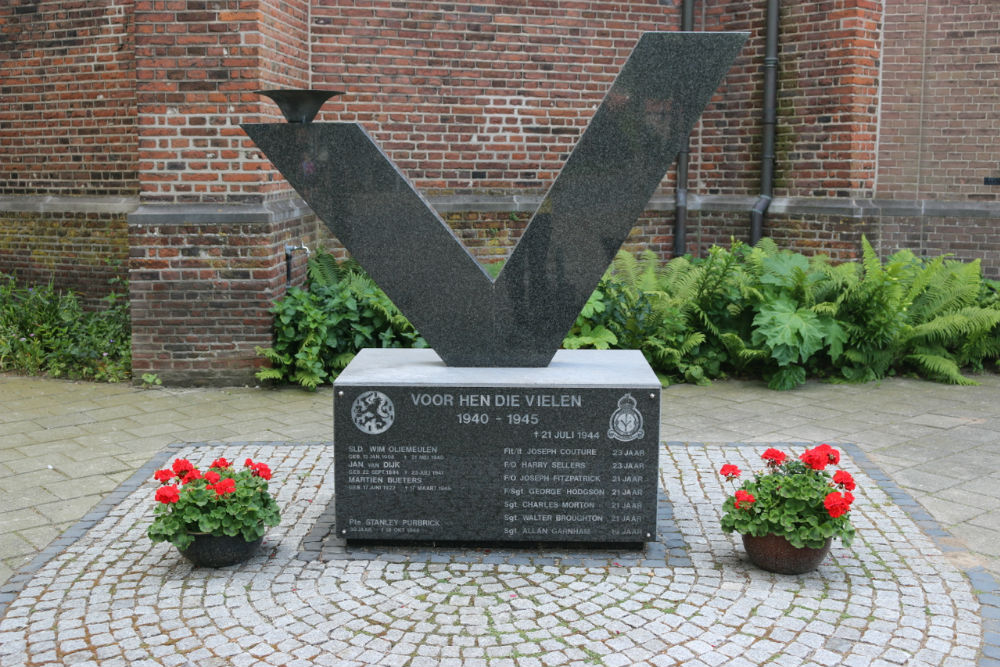 War Memorial Herpen