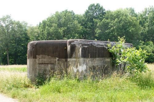 KW-Linie - Bunker H6