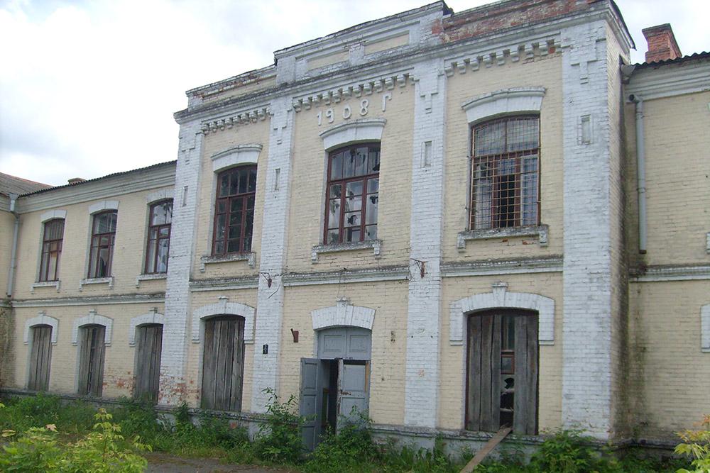 Former Military Barracks Mogilev