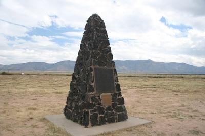 Nuclear Test Site Trinity