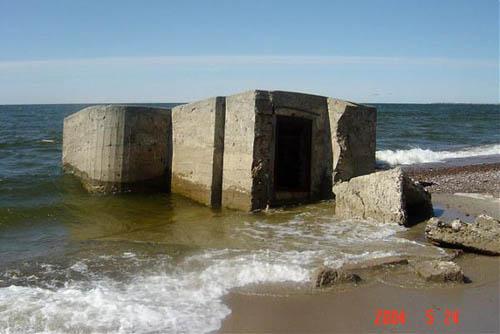Festung Pillau - Duitse Kazematten Baltiejsk