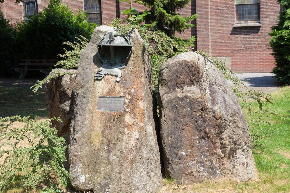 Monument Slachtoffers Indië en Nieuw Guinea