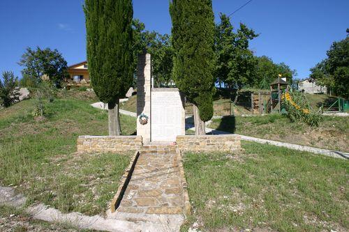 Monument Victims Nazi Terror