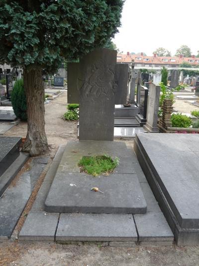 Nederlandse Oorlogsgraven Rooms Katholieke Begraafplaats Korvel Tilburg