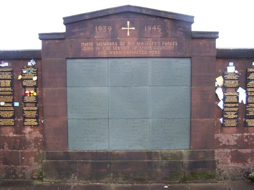Memorial Bournemouth Glasgow