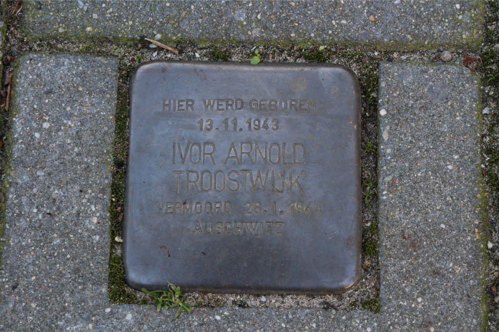 Stumbling Stone Sint Jorisstraat 125