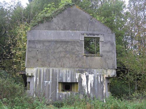 Maginotlinie - Maison Forte (MF21) Mogues